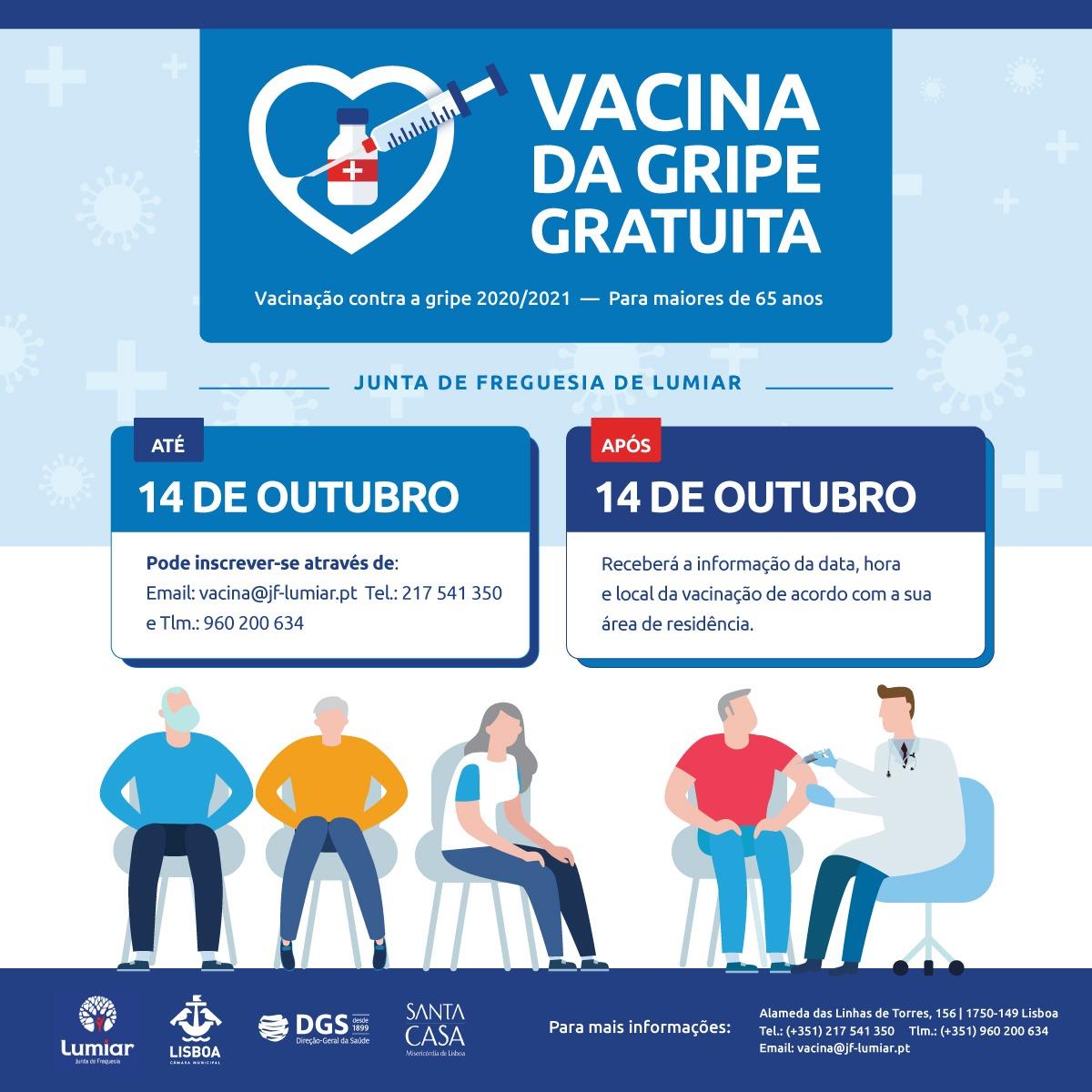 JFL Vacinação gripe 2020