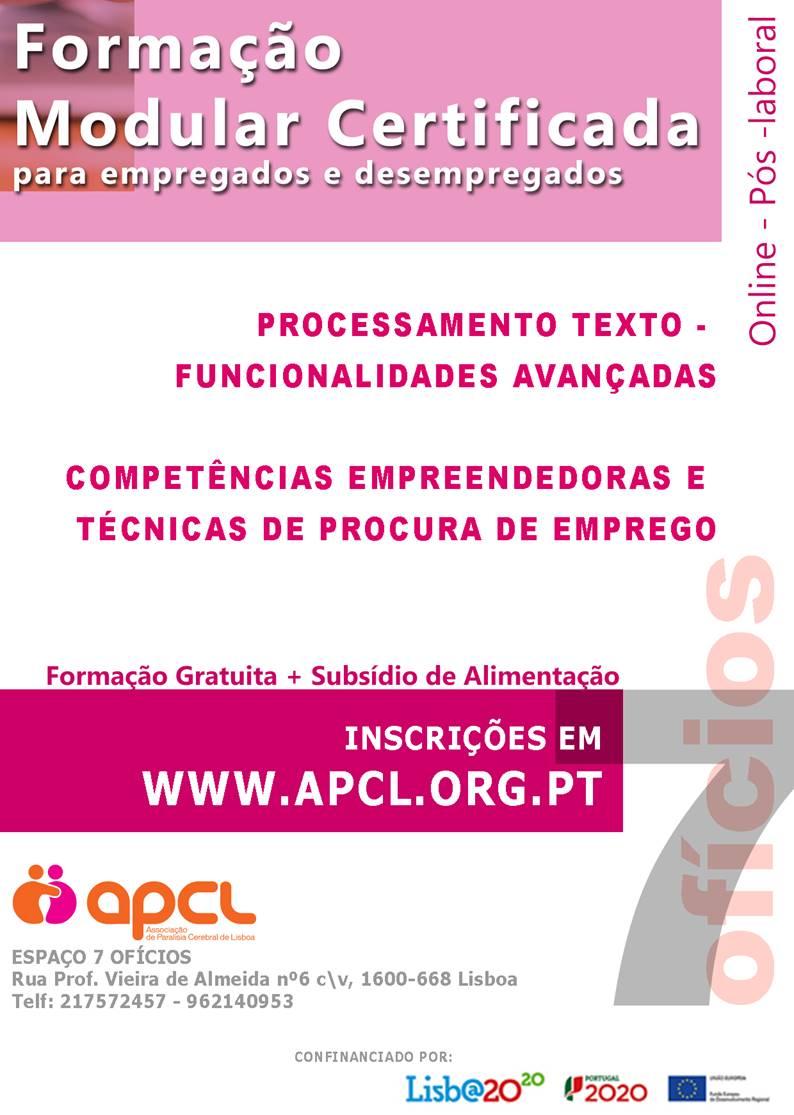 APCL Formação Word