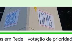 Ideias em Rede resultados votação capa