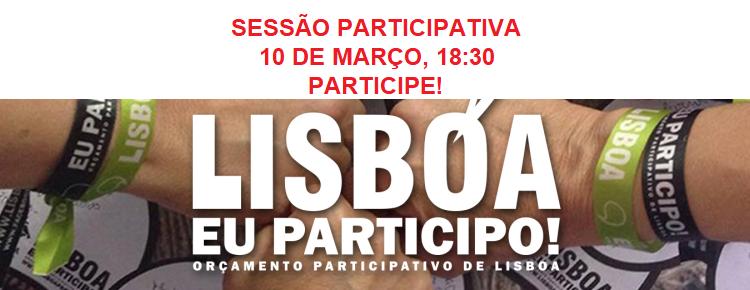 Orçamento Participativo OP sessão participativa Ideias em Rede capa